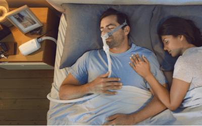 Wskazówki dla osób rozpoczynających terapię aparatem CPAP.