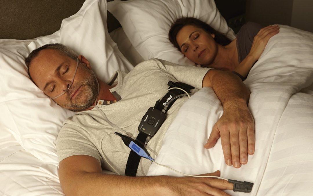 badania - bezdech senny Centrum Zdrowego Oddychania Gemini Chojnice