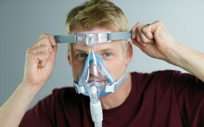 Dopasowywanie maski CPAP
